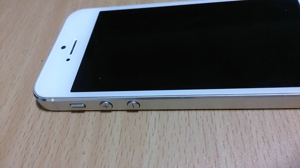 出售二手--SB版iPhone5--白色--32GB
