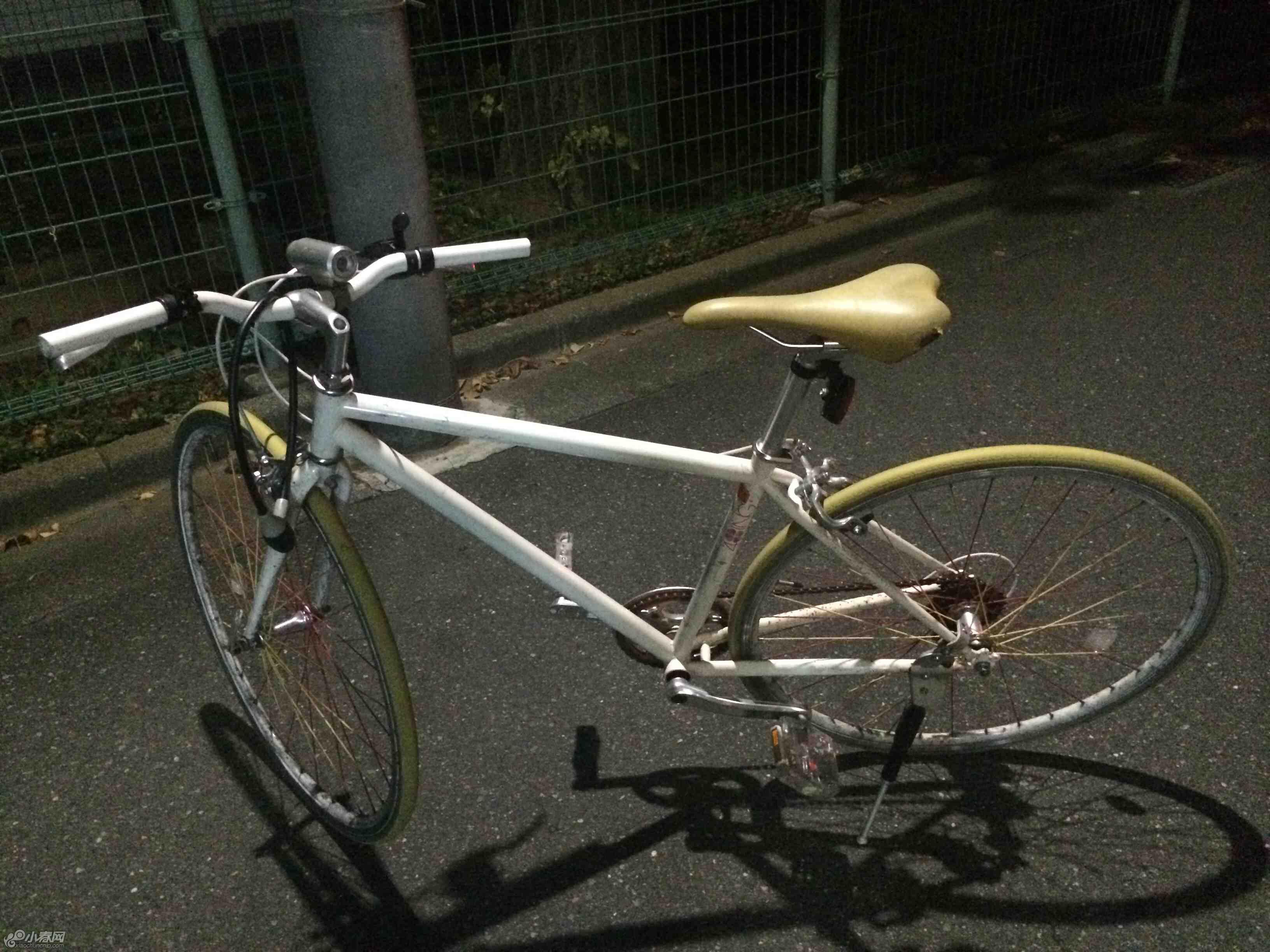 埼玉大宫出我的帅气自行车,自用一年半。可过户