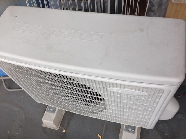 搬家处理空调和灶台