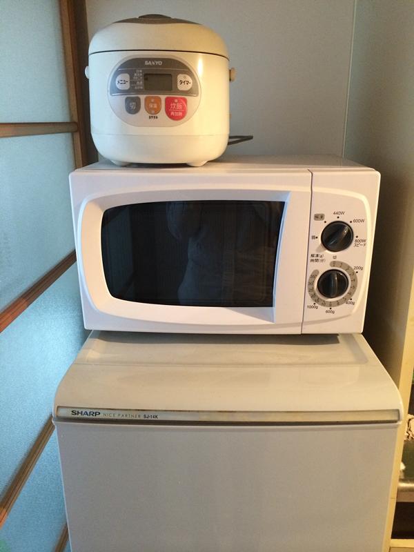 京都深草西浦町附近,四月底搬家 出售家电家具