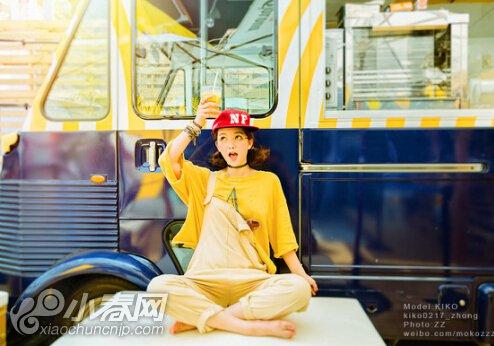【日本旅拍】米娜专属模特——钟惠玲Kiko
