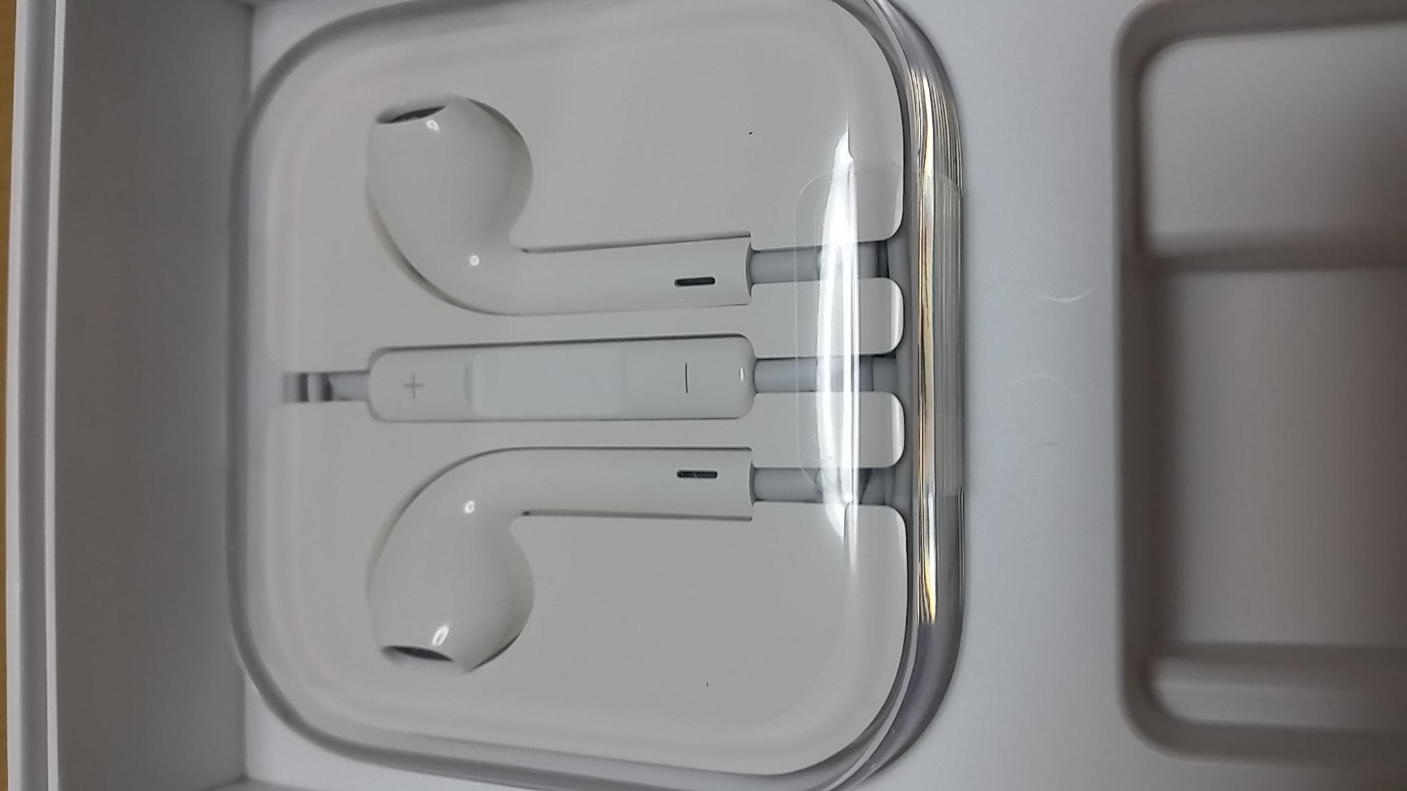 全新未开封iPhone6s耳机