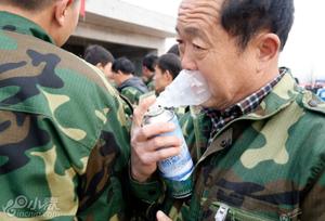 秦岭空气卖18元一罐 称有森林的味道