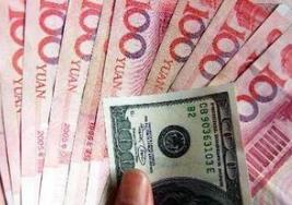 人民币兑美元中间价调升182个基点