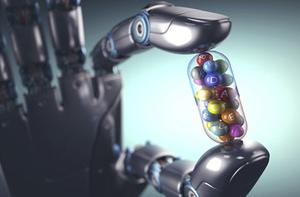 日本打算开发人工智能参与药品生产
