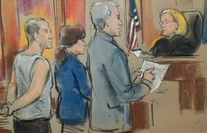 美国男子被控向中国传递绝密文件