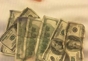老外黑纸洗成美金没了425万