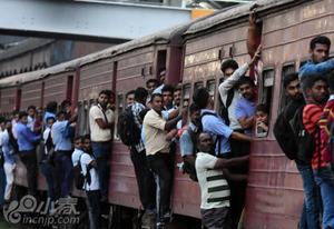 斯里兰卡全国铁路大罢工
