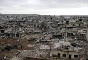 叙利亚首都遭多枚迫击炮弹袭击