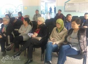 吉尔吉斯斯坦总统大选开始