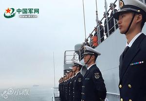 海军戚继光舰抵达葡萄牙并展开友好访问