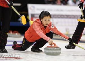 亚太冰壶赛中国女队双杀日本