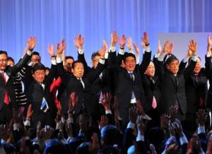 日本自民党大会2018年召开