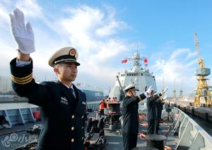 海军第二十七批护航编队结束对摩洛哥访问