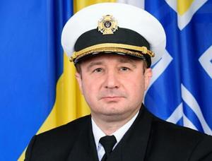 乌克兰海军参谋长丢了乌纱帽
