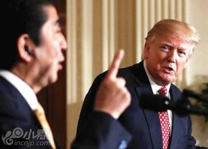 特朗普拒给日本关税豁免