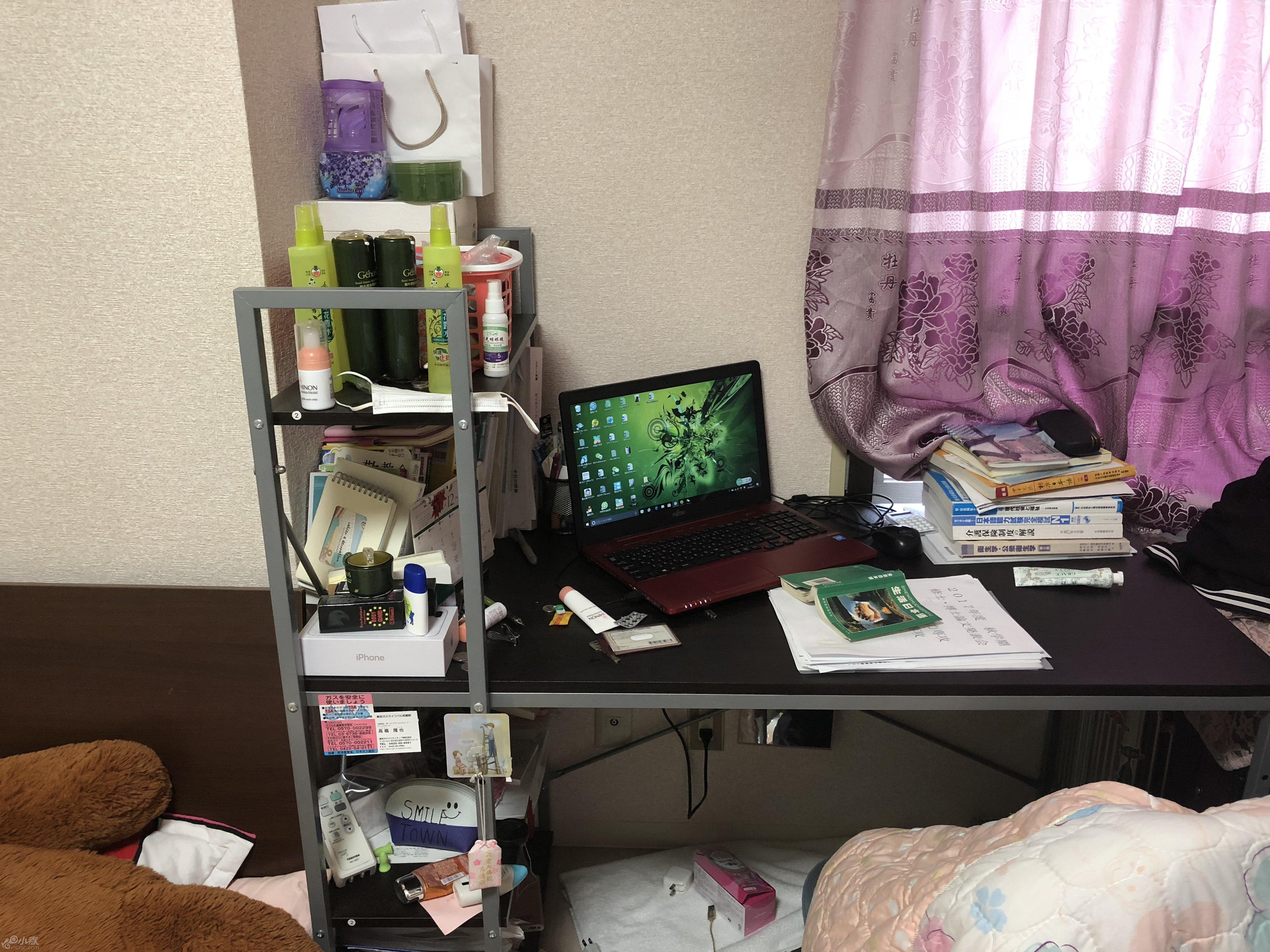 学习用的桌子,很新