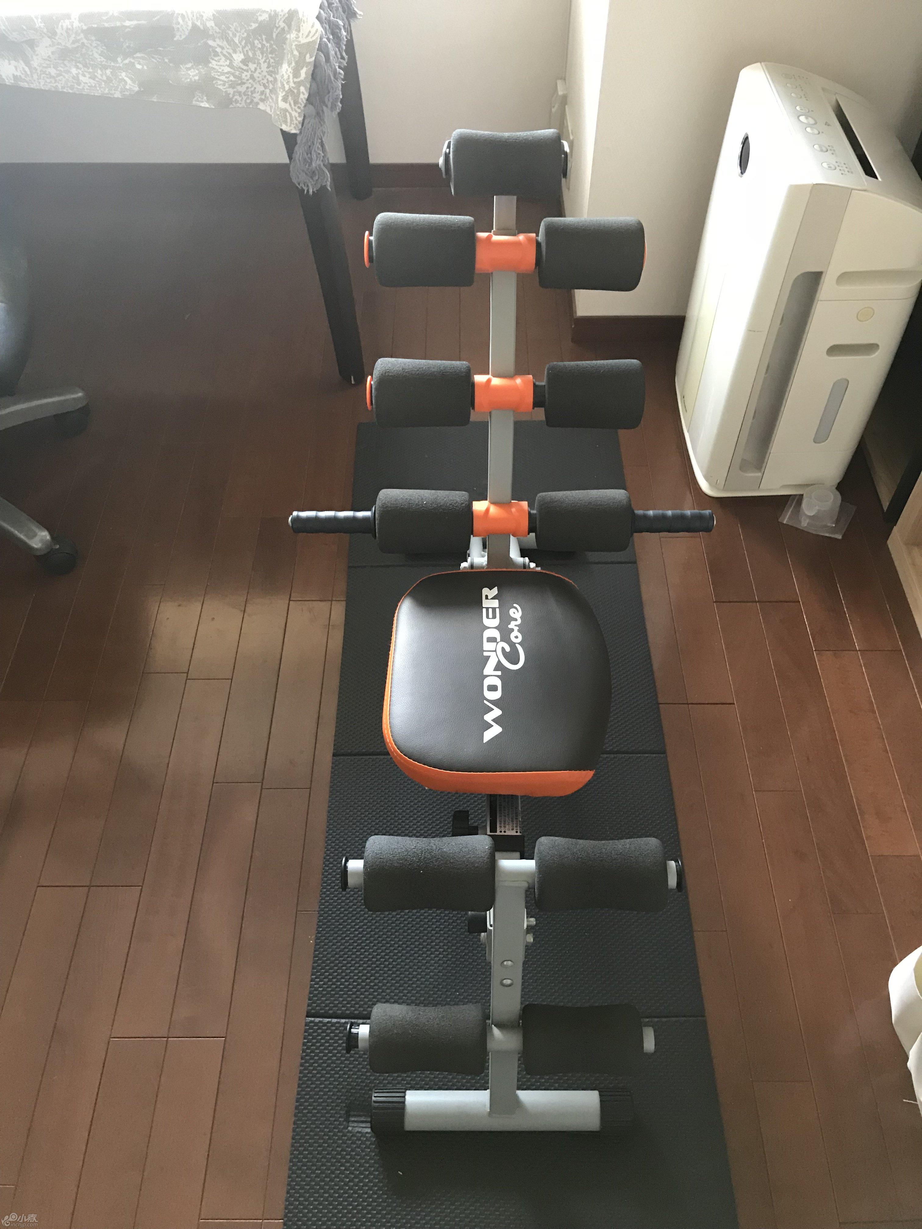 4.Wonder腹肌训练器