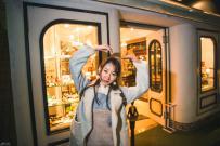 夜游原宿|日本时尚之地|