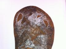 【我在日本学版画】我几张铜版画和综合版画