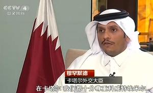 土耳其不赞成对卡塔尔实施制裁