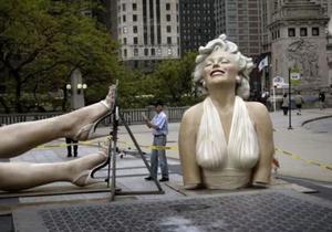 """世界上最""""尴尬""""的雕像"""