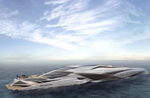 世界最大游艇建造计划公布