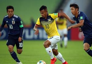 日本1比1厄瓜多尔 进乌龙+扑点球+扳平