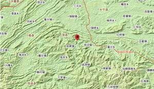 四川宜宾市珙县发生2.9级地震