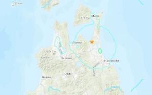 日本青森县发生5.4级地震 震源深度88.4公里