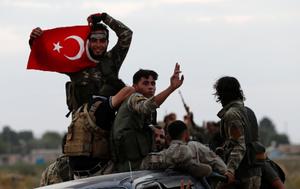 土耳其宣布暂停在叙军事行动5天