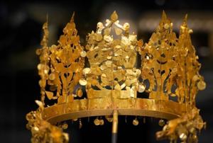 阿富汗古代珍宝即将在香港展出