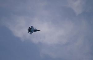 白俄罗斯接首批苏30SM战机