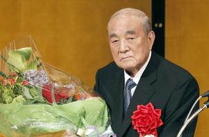 日本前首相中曾根康弘去世