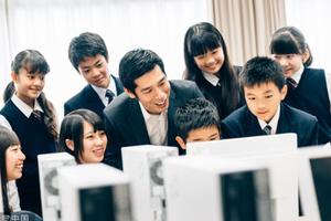 日本要为所有中小学生配置电脑