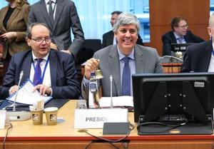 欧元集团会议在布鲁塞尔举行