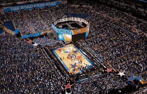 NCAA宣布停赛 NBA无限期停赛