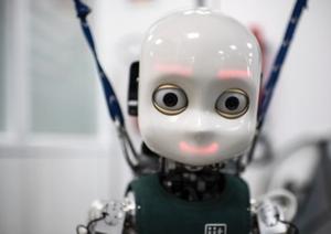 意大利一大学研制机器人 关节灵活如人类