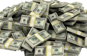 全球500大富豪财富暴增2090亿美元