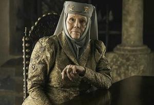 权力的游戏荆棘女王戴安娜·里格去世