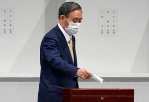 菅义伟赢得日本自民党总裁选举