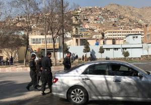 阿富汗首都炸弹袭击致2人死亡