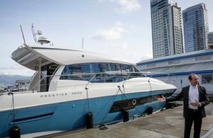 2021温哥华国际船展线上举行