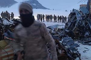 土耳其一架军机坠毁 事故已致11名士兵死亡