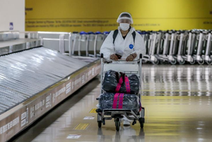 新冠疫情反弹 菲律宾暂禁外国人等入境