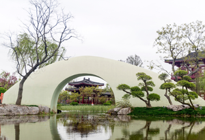 2021扬州世园会静待八方游客