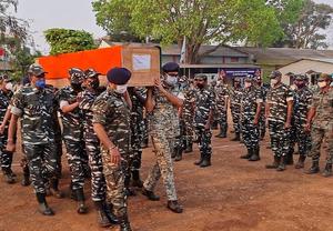印度安全部队22人在与武装人员交火中身亡