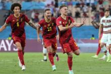 比利时1-0葡萄牙晋级八强