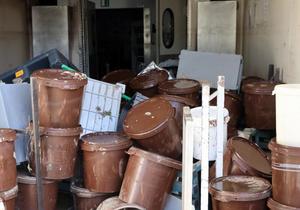 比利时巧克力工厂遭洪水冲击