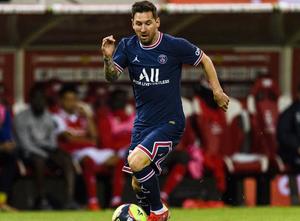 法甲第4轮:兰斯0-2巴黎圣日耳曼